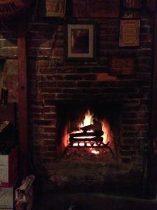 Ah-mazing fire