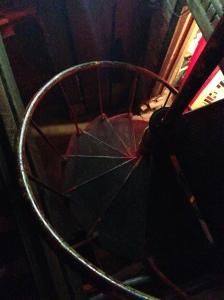 Twisty Turvy Stair