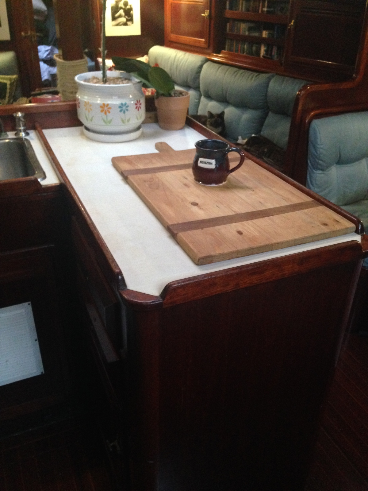 Galley tour – part 1